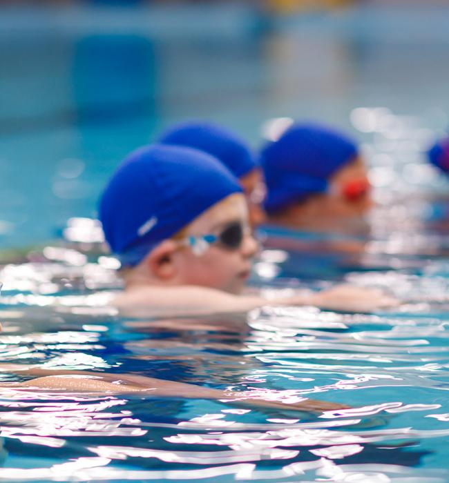 45 Minute Swim Lessons - We promote happiness and enjoyment in swimming