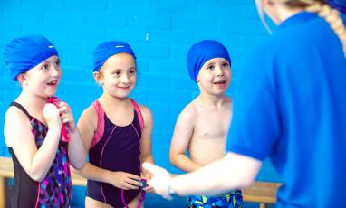 Why Choose The Swim School?